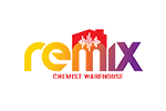 Chemist Warehouse Remix Logo