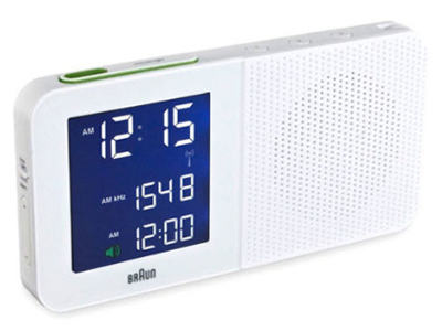Braun BNC010 Digital Clock Radio  product photo