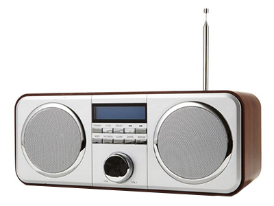 Kmart Wooden Cabinet Digital Radio product photo