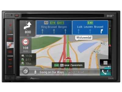 Pioneer AVIC-F980DAB  product photo