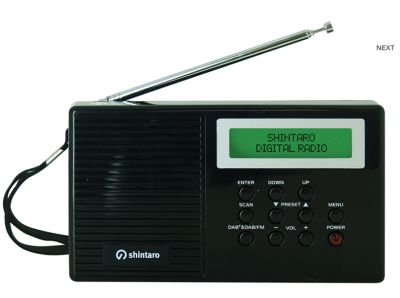 Shintaro Digital Radio  product photo