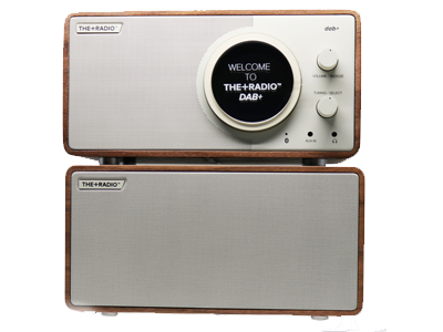The Plus Radio Stereo DAB+ product photo