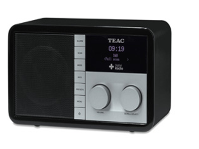 TEAC DAB+ Digital Radio DAB805B product photo