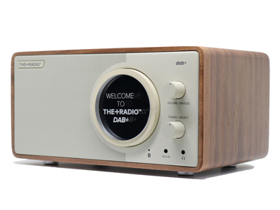 The Plus Radio DAB+ product photo