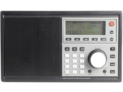 World Band Radio with AM/FM, SW & DAB+ product photo