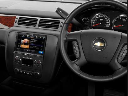 Alpine GM/Chevrolet DAB+ Car Fit Solution product photo