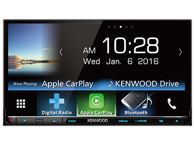 Kenwood DDX9016DABS product photo