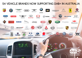 DAB+ in vehicles Cover Image